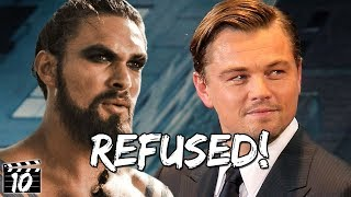 Video Top 10 Actors Who Refused Massive Marvel Roles MP3, 3GP, MP4, WEBM, AVI, FLV Mei 2019