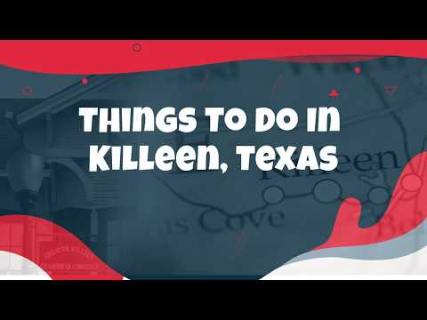 Things To Do In Killeen, Texas