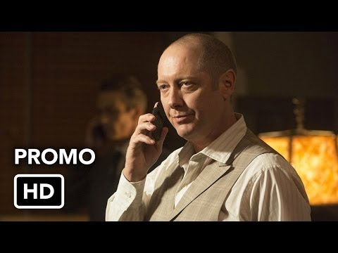 "The Blacklist 1x05 Promo ""The Courier"" (HD)"