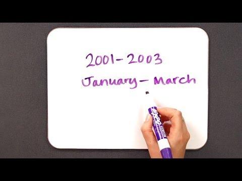 En Dash vs. Em Dash | Grammar Lessons (видео)