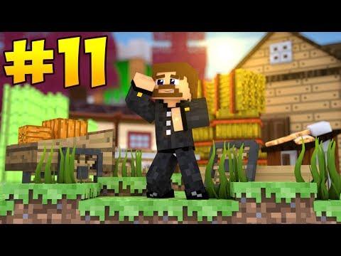НОВОЕ ПУТЕШЕСТВИЕ #11 - ПЕКАРНЯ И НОВЫЙ КОЛОНИСТ - Minecraft