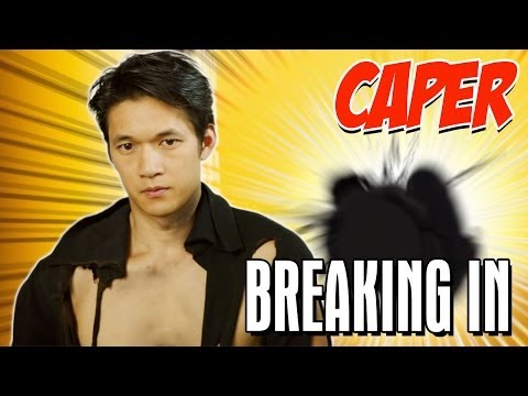 Lasers and Feelings: Caper | Chapter 5