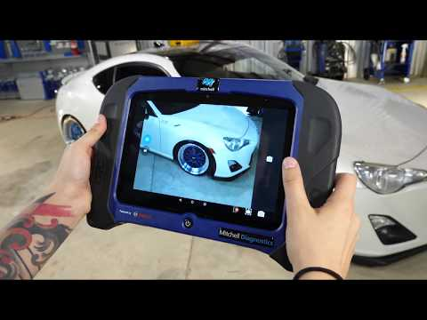 Mitchell Launches Scan Tool With Bosch Linked To Estimating System