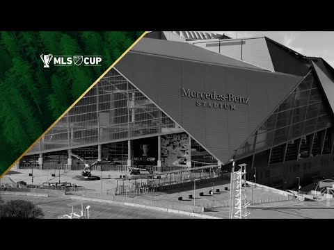 Video: MLS Cup | Jake Zivin, Ross Smith and Nat Borchers set up in Atlanta