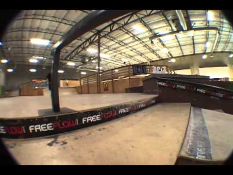 Hella Grip at Epic Indoor Skatepark