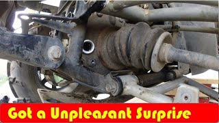 9. Arctic Cat How to Change Differential Oil