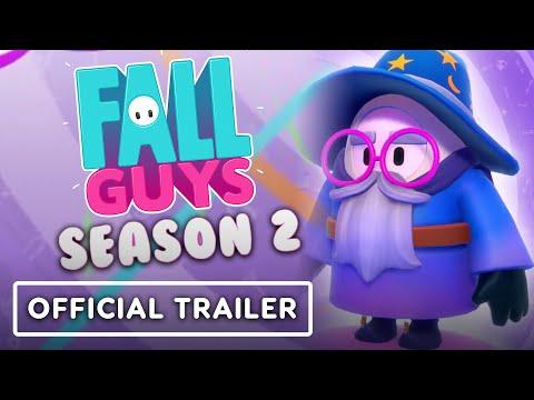 Fall Guys Season 2 - Official Sneak Peak Trailer   gamescom 2020