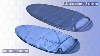 Летний спальник-одеяло High Peak Boom