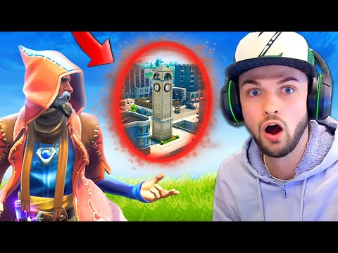 there's MAGIC in Fortnite...!