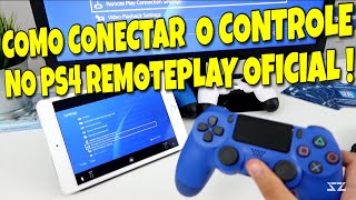 REMOTE PLAY PS4 + DUALSHOCK 4