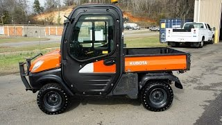 9. 2011 KUBOTA RTV 1100 DIESEL FOR SALE