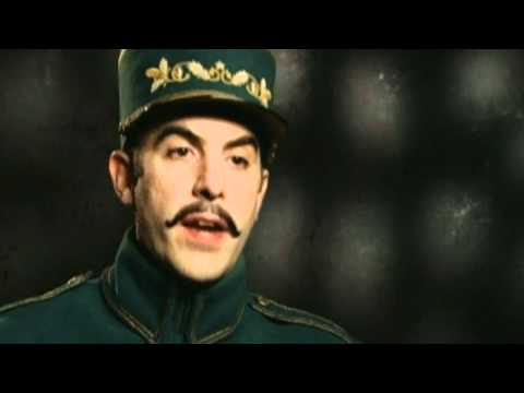 The Dictator: Sacha Baron Cohen responds to 'Oscars ban' Video