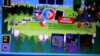 Copa Toon 2012 Cartoon Network: Hora De Aventura/Rey Helado