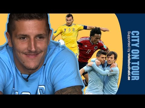 Video: #askstevan | Jovetic on Cuadrado, Shevchenko & Going Shirtless