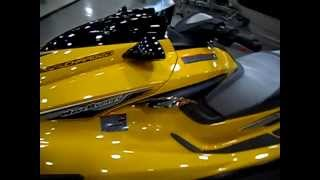 8. Yamaha SHO FZS Waverunner