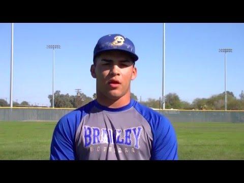 College Baseball Prospect 2017 BLAKE ZELENY LHP/OF/1B