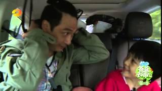 [Bố ơi Mình đi đâu Thế 2] Ngô Trấn Vũ Giả Làm Thiên Sứ Chọc Feyman Cười