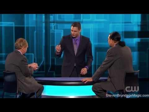 這名年輕魔術師當著兩名神級魔術師的面,把他們騙得團團轉!