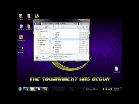 How to Auto Mount in DOSBox (видео)
