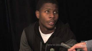 Josh Selby Draft Combine Interview