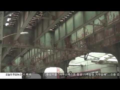 '납성분 노출' MTA 상대 집단소송 5.23.17 KBS America News
