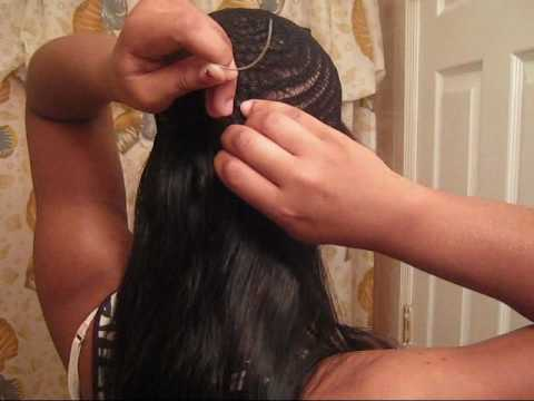 Indian Hair Series: The Sew In [Prom Edition]