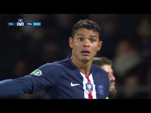 Coupe De France | Lorient FC VS PSG Match Highlights