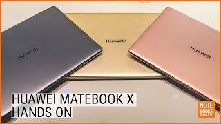 mit dem MateBook X ist der Elektronik-Gigant aus China nun auch unter die PC-Hersteller gegangen. Und auf dem Papier sieht der Einstand in den Laptopmarkt sc...