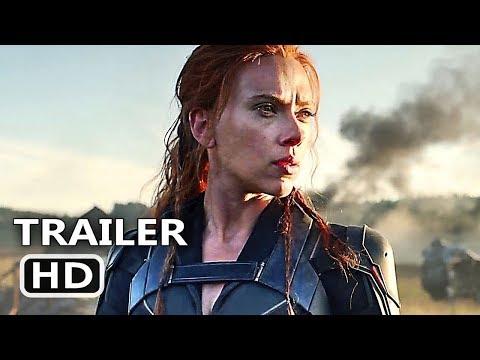 BLACK WIDOW Trailer # 2 (NEW 2020) Scarlett Johansson, Florence Pugh Marvel Movie HD