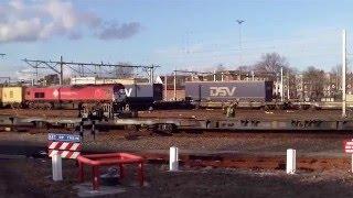 Taastrup Denmark  city photos : CapTrain with DSV Shuttle Intermodal Train to Hoje -Taastrup Denmark!!!