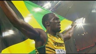 6. WCH 2015 Beijing - Usain Bolt Special 200m
