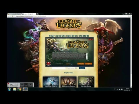 comment installer league of legend