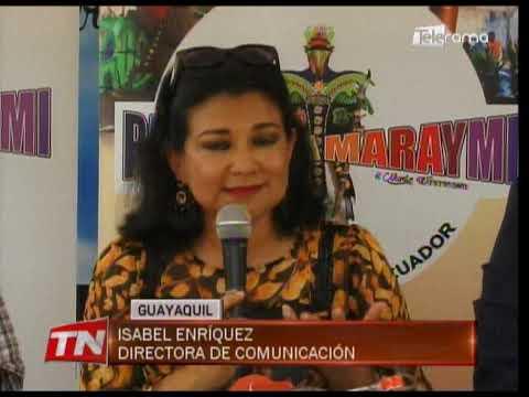 Zamora Chinchipe se alista para novena edición de Pachamama Raymi