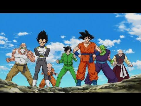 'Dragon Ball Z: Resurrection 'F' Trailer