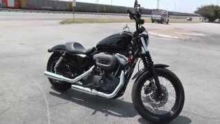 2. 469848 - 2007 Harley Davidson Sportster 1200 Nightster XL1200N - Used Motorcycle For Sale