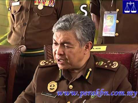 Operasi Buru PATI Turut Libatkan Premis Perniagaan:- DS  Dr. Ahmad Zahid Hamidi.