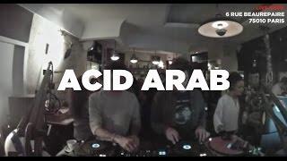 Acid Arab - Live @ LeMellotron 2015