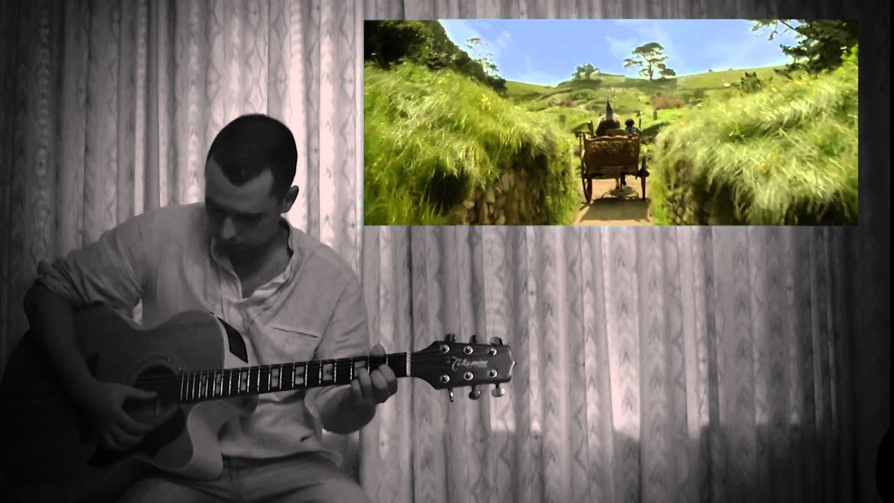 Lord of the Rings – Shire Theme (Acoustic Guitar)