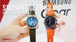 Samsung Galaxy S3, toma de contacto