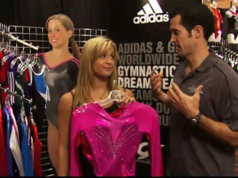 女子の体操選手には珍しく胸に目がいってしまうアリシア・サクラモーン