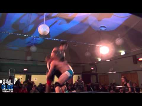Blue Mountains Pro Wrestling New Territory 2015 Highlights
