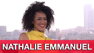 Nonton Furious 7 Nathalie Emmanuel Interview   Fast   Furious 7 Film Subtitle Indonesia Streaming Movie Download