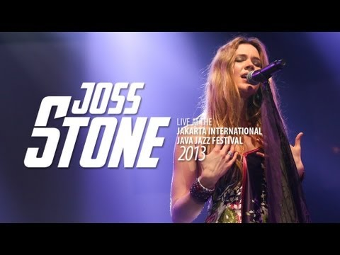 Joss Stone – Live Java Jazz Festival 2013