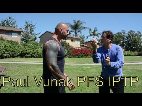 Ahmet Kaydul & Aytac Oezmen meets the Legend Paul Vunak PFS IPTP