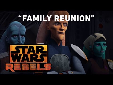 Star Wars Rebels 2.16 (Clip 'Family Reunion')