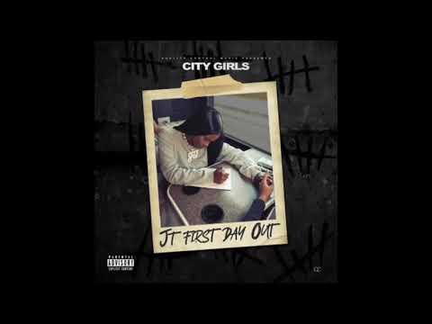 Citygirls - Jt First Day Out (official music video) (Fast)