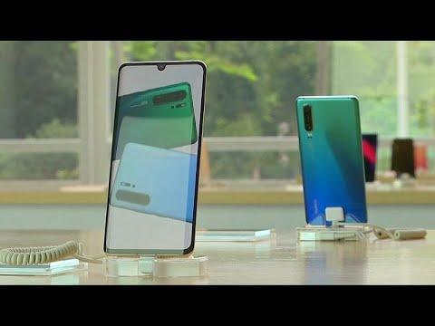 ΗΠΑ: Παράταση «ζωής» για τη Huawei