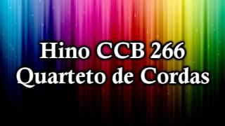 Hino CCB 266 (Quarteto De Cordas)