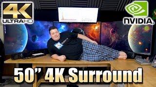 "Video Using 50"" UHD TV's as Computer Screens MP3, 3GP, MP4, WEBM, AVI, FLV Desember 2018"