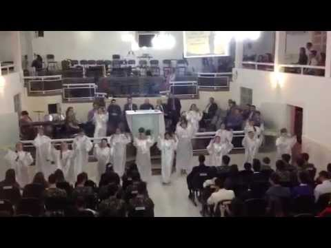 Jovens em Paulo Lopes coreografia